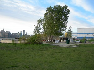 East River State Park - first installation
