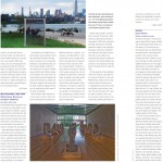 UAP Sculpture Magazine Review